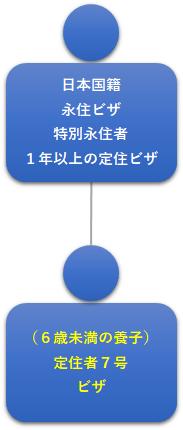 図5:日本人・永住者・定住者ビザの養子
